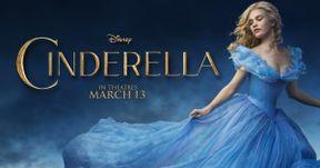Cinderella TV Spot Starts a Countdown to Midnight