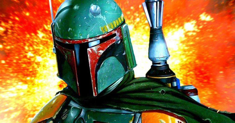 Boba Fett Origin Story Will Be Second Star Wars Anthology Movie