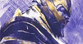 Leaked Avengers: Endgame Art Reveals New Looks for Ronin, Thanos & More