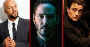 John Wick 2 Gets Common as the Villain, Ian McShane Will Return
