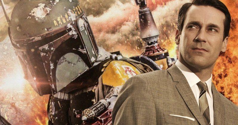 Listen to Jon Hamm as Boba Fett in New Star Wars Story