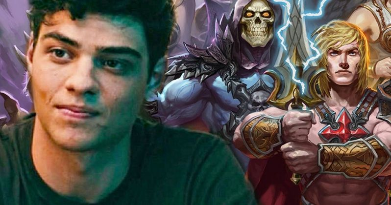 Masters of the Universe Wants Noah Centineo as He-Man