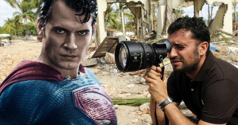 Jurassic World 2 Director Wants to Make a Superman Movie