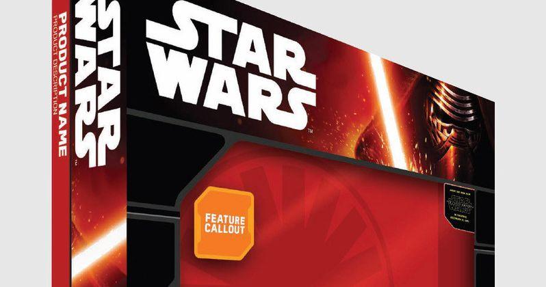 Star Wars 7 Merchandise Arrives September 4