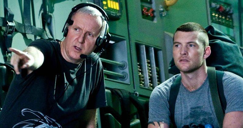 James Cameron Begins Shooting Avatar 2 Next Week