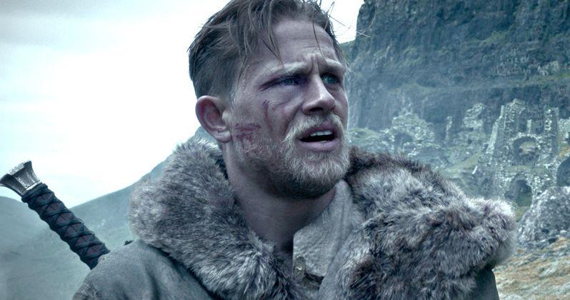 King Arthur Trailer #2: Charlie Hunnam Conquers a Kingdom
