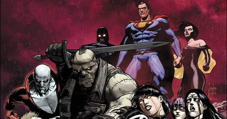 Guillermo Del Toro's Justice League Dark Characters Revealed?