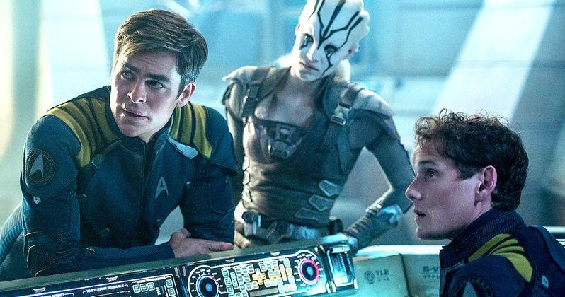 Final Star Trek Beyond Trailer Brings Big Fun & Lots of Action