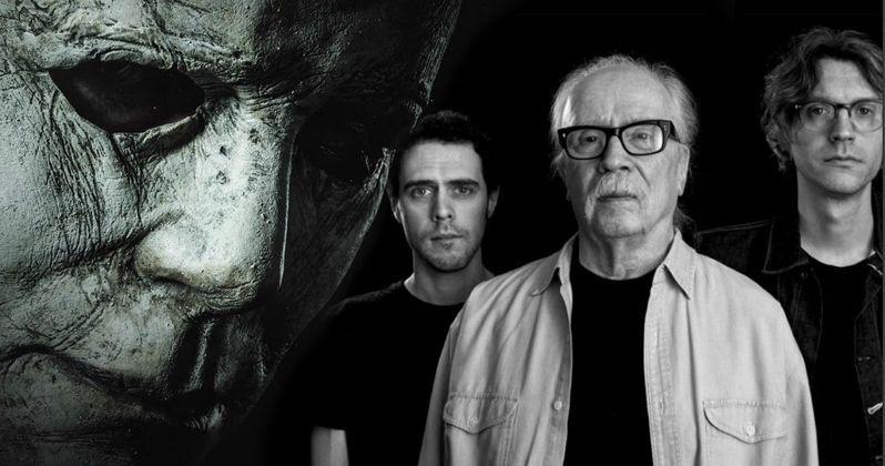 Listen to John Carpenter's New Halloween Theme the Shape Returns