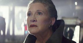 Fan Fixes The Last Jedi and That Leia Scene