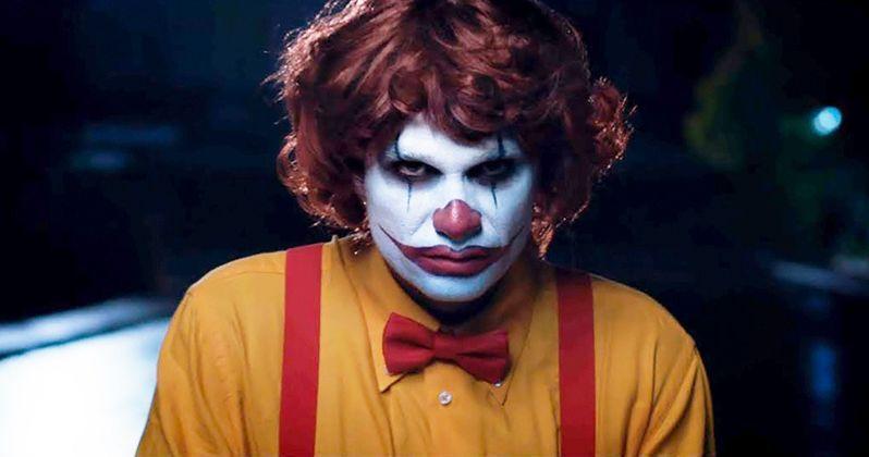 Burger King Trolls McDonald's with Creepy Clown Commercial