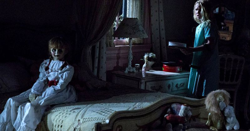 Annabelle 2 Photo Brings the Demon Doll Back from Hell