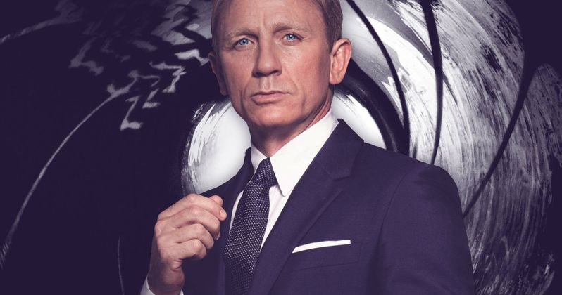 First James Bond 25 Set Video & Photos Reveal a Mysterious Masked Villain