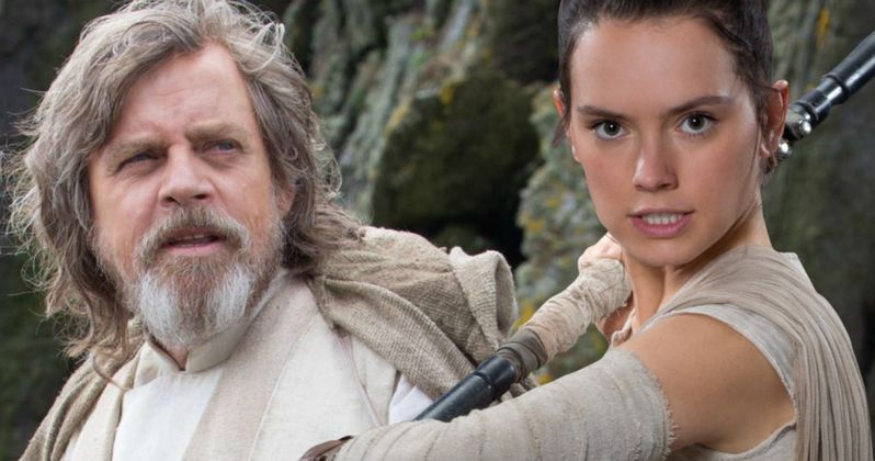 Luke and Rey's Relationship Is a Huge Part of Star Wars 8