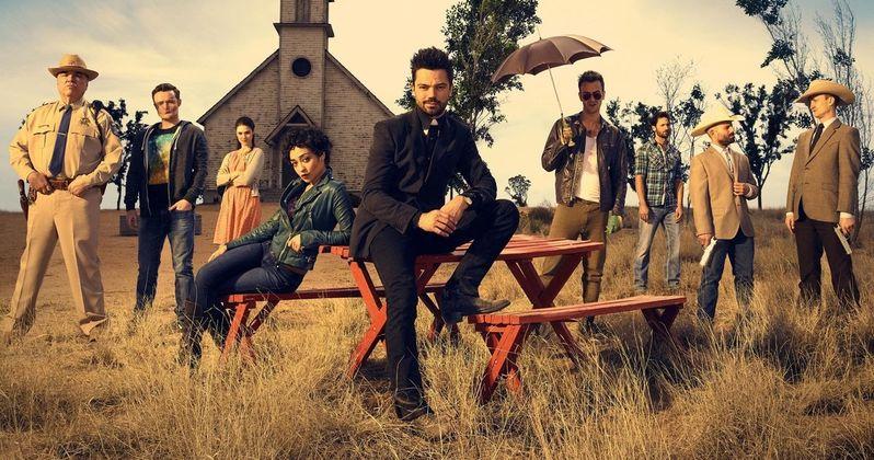 Preacher Season 2 Begins Shooting, First Set Photo Arrives