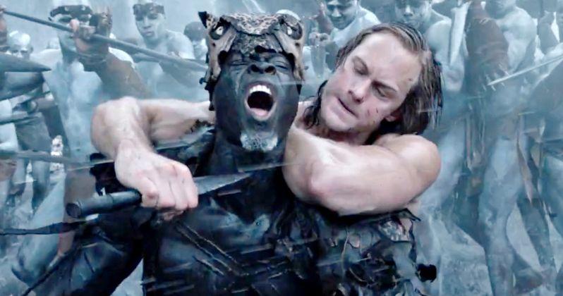 Legend of Tarzan Trailer #2 Shows the Origins of a King