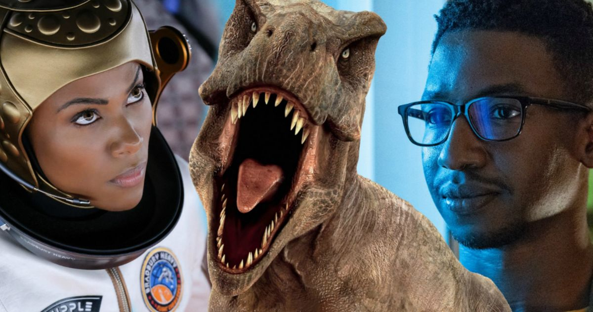 Jurassic World 3 Casts DeWanda Wise and Mamoudou Athie in Lead Roles