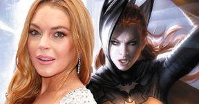 Lindsay Lohan Wants Batgirl Role, Launches Twitter Campaign