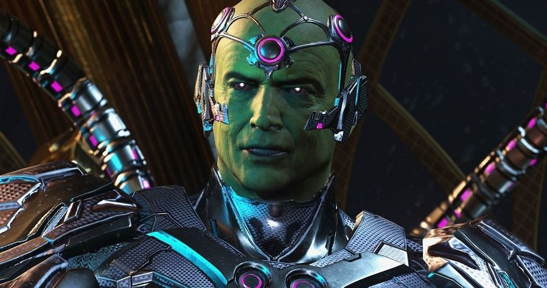 Krypton Finds Its Brainiac in Blake Ritson