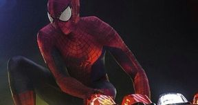 The Amazing Spider-Man 2: Peter Parker Takes a Ride on a Cop Car in New Photo