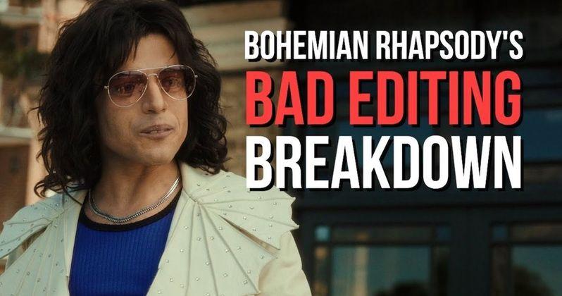 Oscar-Winning Bohemian Rhapsody Editor Wishes He Could Fix