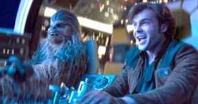 Han Meets Chewie in New Solo TV Spot
