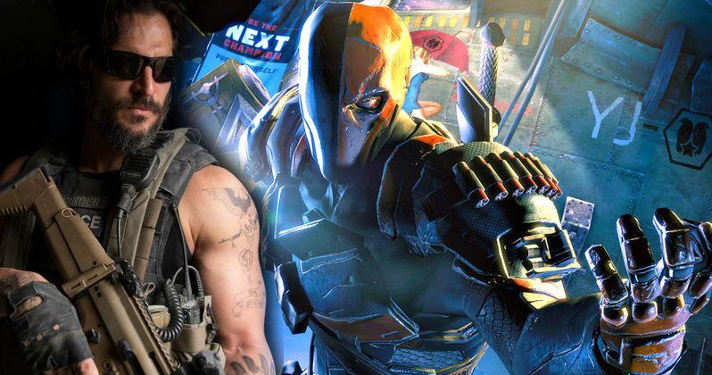 Will The Batman Lose Joe Manganiello's Deathstroke?