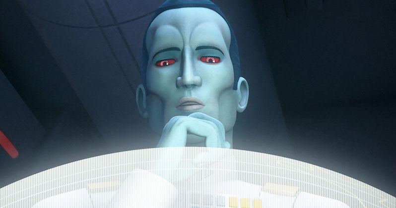 Star Wars Rebels Season 3 Premiere Review & Recap