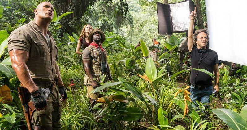 Jumanji 3 Brings Back Welcome to the Jungle Team