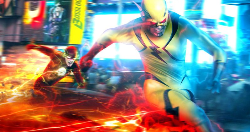 Flash Season Finale Clip Teases Showdown with Reverse-Flash