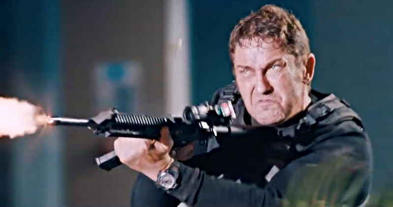 New Angel Has Fallen Trailer Brings Big Action, Bigger Explosions & Banning's Dad