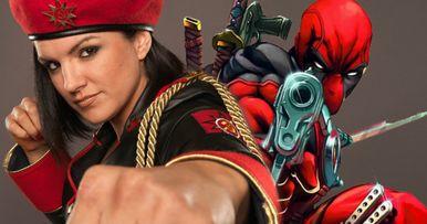 Deadpool Gets MMA Legend Gina Carano as Angel Dust
