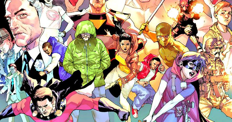 Millarworld Comic Universe Heads to Netflix in Massive Movie & TV Deal
