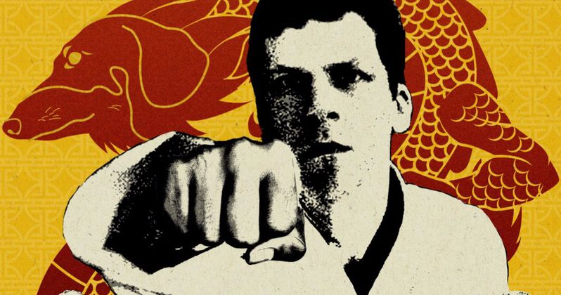 Jesse Eisenberg, Director & Cast Talk The Art of Self-Defense [Exclusive]