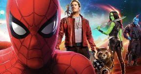 Spider-Man Beats Guardians Vol. 2 as Biggest Superhero Movie of 2017