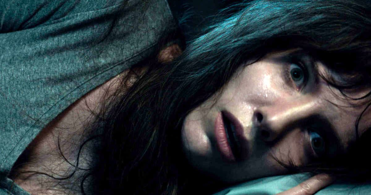 Malignant TV Spot Takes James Wan's New Horror Vision Through the House - MovieWeb