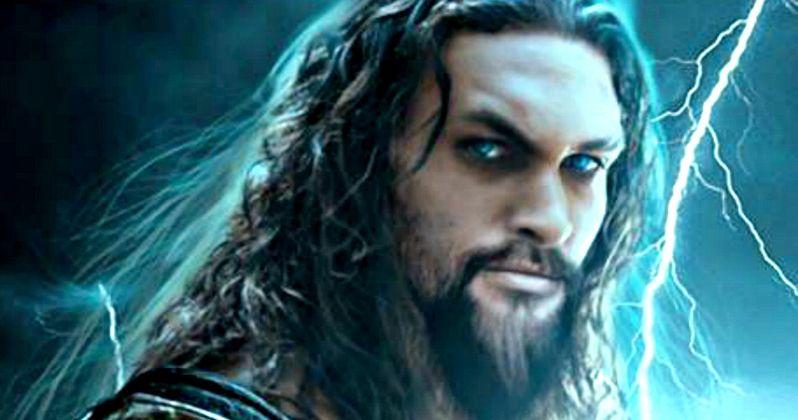 Jason Momoa on Aquaman Costume & Justice League Script