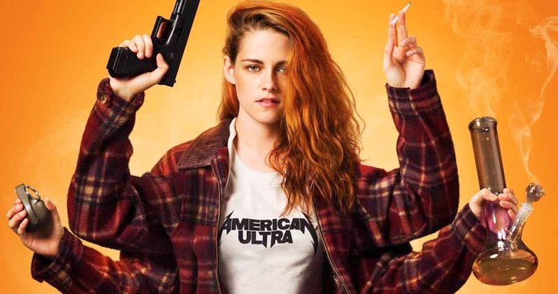 American Ultra Brings Free Weed to Comic-Con