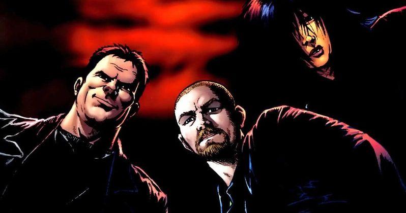 Seth Rogen Brings The Boys TV Adaptation to Amazon