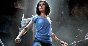 Alita: Battle Angel Trailer from James Cameron & Robert Rodriguez