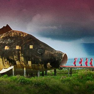 Two The Act of Killing Photos