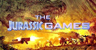 Hunger Games & Jurassic World Mashup Movie Jurassic Games Begins Shooting