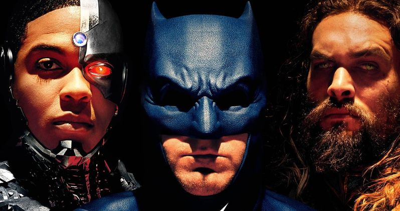 Justice League Gets Amazing Alex Ross Inspired Comic-Con Poster