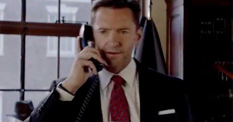 Hugh Jackman Revealed in New Dundee Sneak Peek