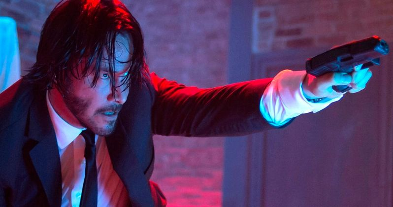John Wick 2 Synopsis Teases an Assassin Showdown in Rome