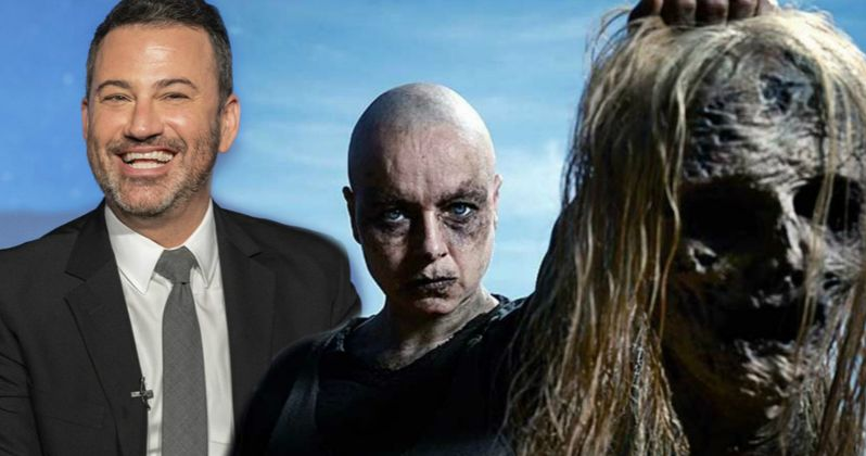 FCC Slaps The Walking Dead & Kimmel with Big Fines