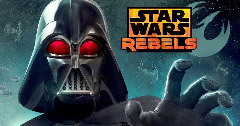 Star Wars Rebels Season 2 Premieres June 20