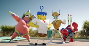 Comic-Con: Spongebob Movie: Sponge Out of Water First Look Photo