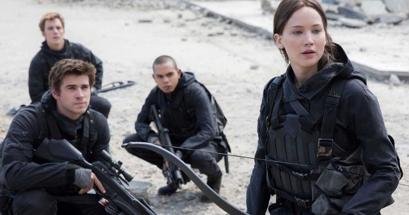 Watch The Hunger Games: Mockingjay Part 2 Comic-Con Panel