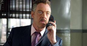 Spider-Man: J.K. Simmons May Return as J. Jonah Jameson